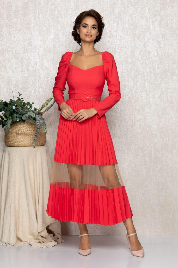 Κόκκινο Φόρεμα   Red Dress 25