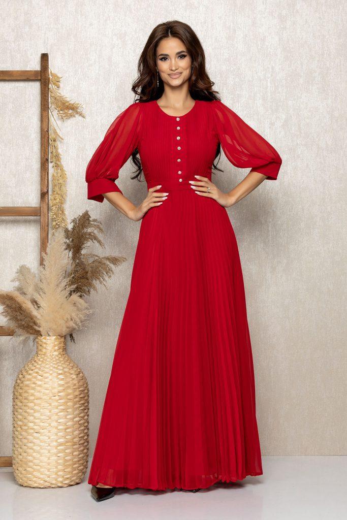 Κόκκινο Φόρεμα   Red Dress 23