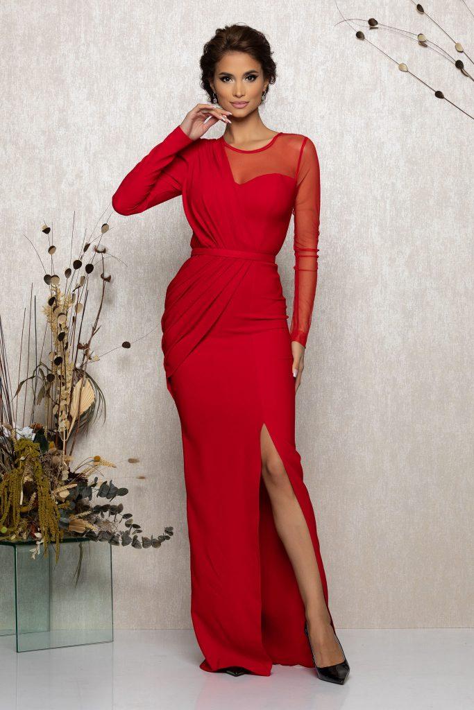 Κόκκινο Φόρεμα   Red Dress 10