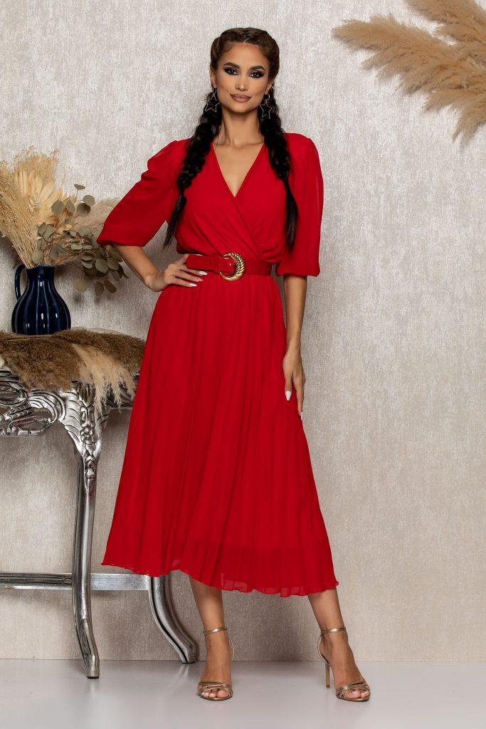 Κόκκινο Φόρεμα   Red Dress 22