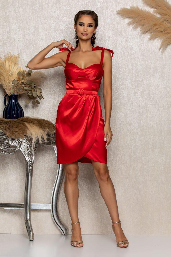 Κόκκινο Φόρεμα   Red Dress 5