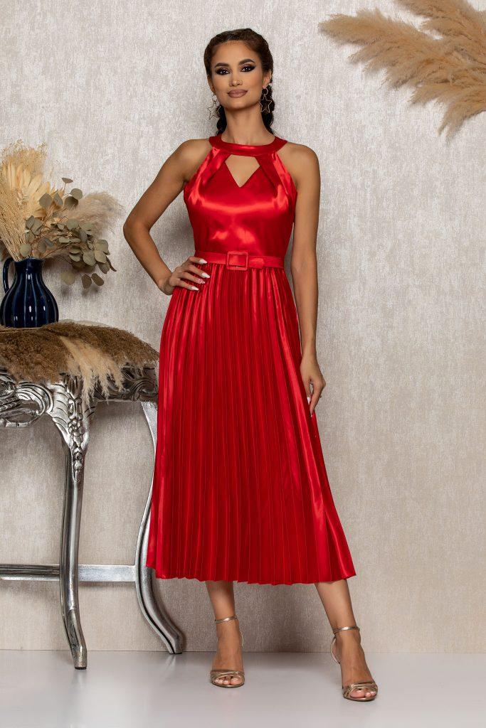 Κόκκινο Φόρεμα   Red Dress 21