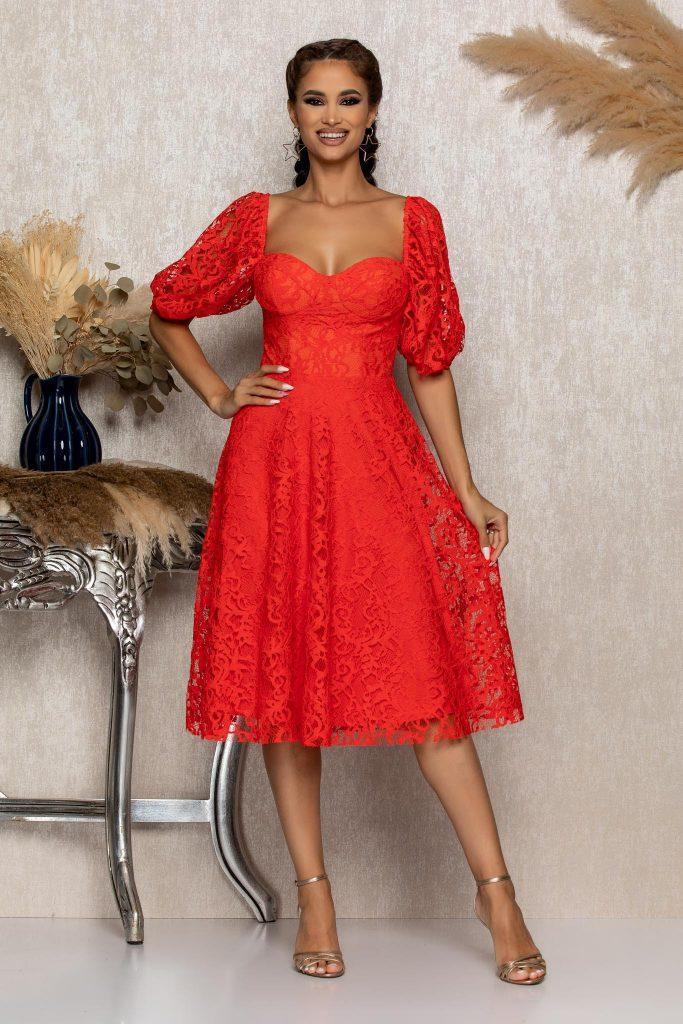 Κόκκινο Φόρεμα   Red Dress 19